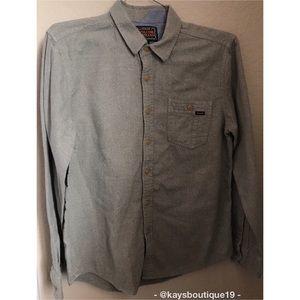 Volcom Button Up Shirt Size M